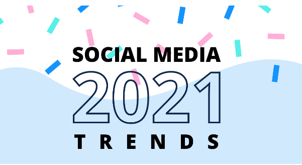 Top 10 Latest Social Media Trends in 2021